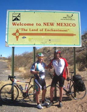 Cycling New Mexico