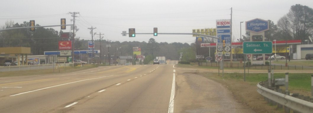 Aktualne Day 37: Alabama State Line (Walnut, MS to Tuscumbia, AL - 75 miles) KQ61